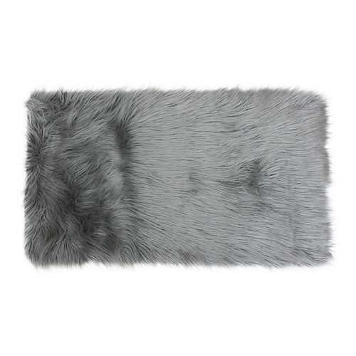 THRO By Marlo Lorenz Keller Mongolian Faux Fur Rug