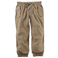 Toddler Boy Carter's Poplin Pants
