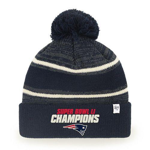 0b565901 Adult '47 Brand New England Patriots Super Bowl LI Champions ...