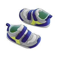 Baby Boy Carter's Joby Sneaker Crib Shoes