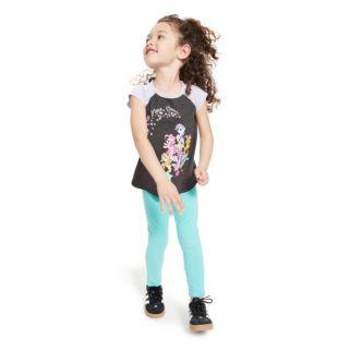 Toddler Girl Jumping Beans® Glittery Leggings