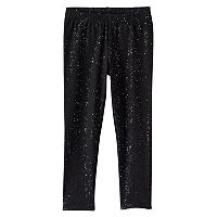 Toddler Girl Jumping Beans® Glittery Leggings