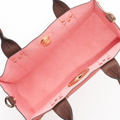 Deluxity 3-pc. Samantha Studded Satchel, Pouch & Coin Purse Set