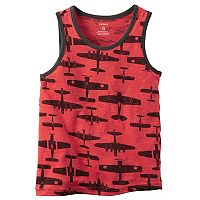 Baby Boy Carter's Printed Pattern Tank Top