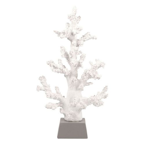 Pomeroy Reefcrest 13-in. Faux Coral Table Decor