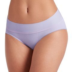 Jockey Natural Beauty Seamfree Hi-Cut Panty 2453