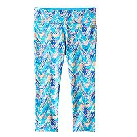 Girls 7-16 RBX Printed Capri Leggings