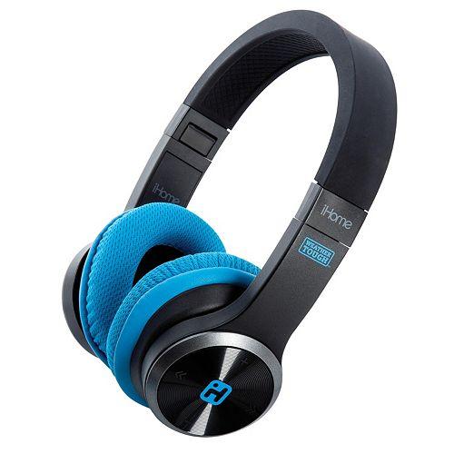 iHome iB88 Rugged Foldable Bluetooth Headphones