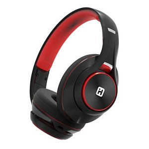 iHome iB90 Bluetooth Headphones with Extra Long Battery Life