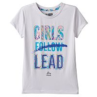 Girls 7-16 RBX Motivation Foil Graphic Tee