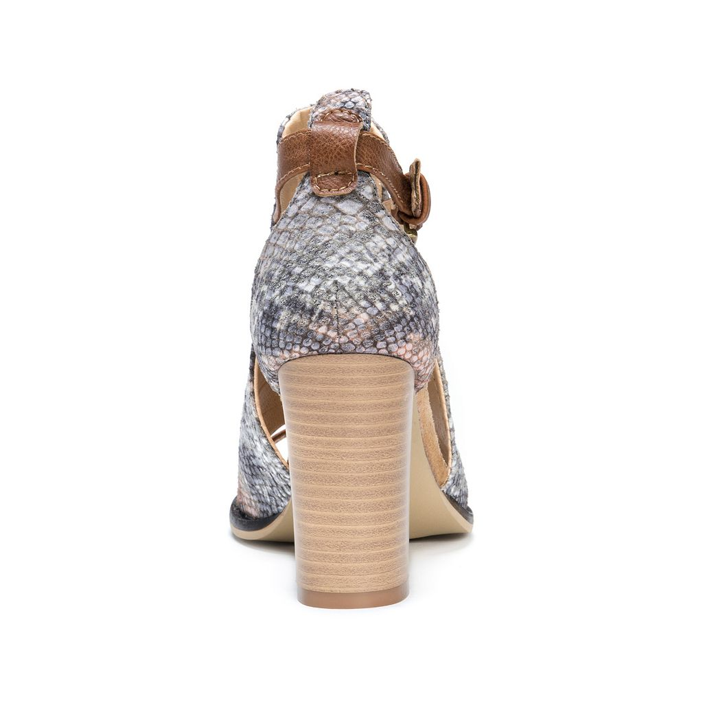 MUK LUKS Darcey Women's High Heel Sandals