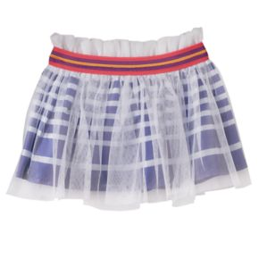 Baby Girl Baby Starters Striped Tulle Tutu