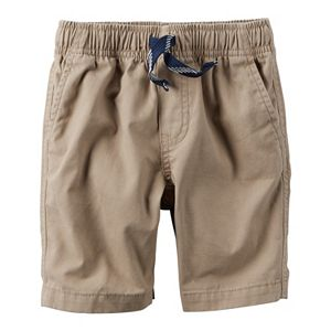 Toddler Boy Carter's Transitional Pull-On Shorts