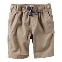 Baby Boy Carter's Transitional Pull-On Shorts