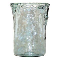 Pomeroy Maya Light Gray Glass Vase