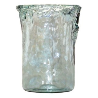 Pomeroy Maya Light Gray Glass Vase