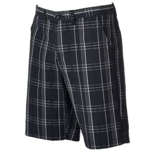 Men's Apt. 9® Flat-Front Patterned Shorts