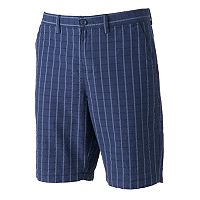 Men's Apt. 9® Flat-Front Patterned Shorts
