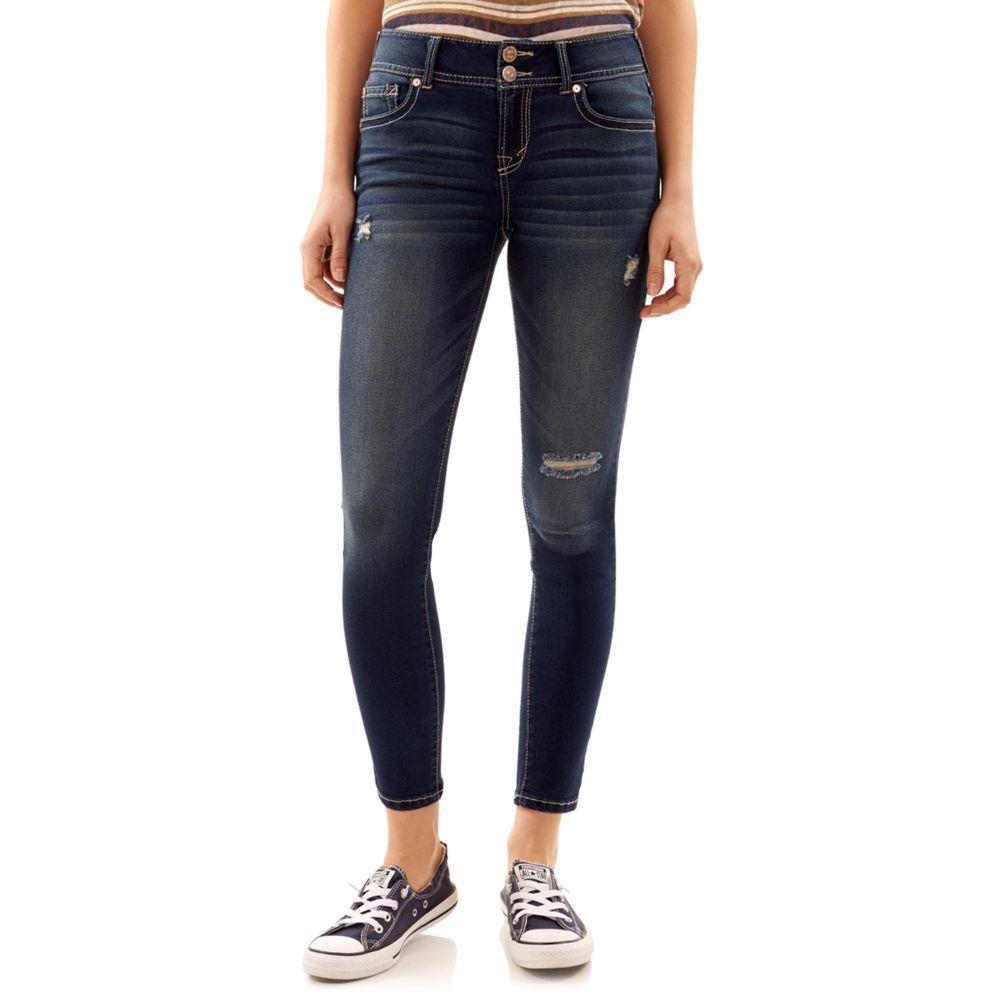 Wallflower Ripped Ultra Skinny Jeans