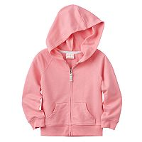 Toddler Girl Jumping Beans® Glittery Hoodie