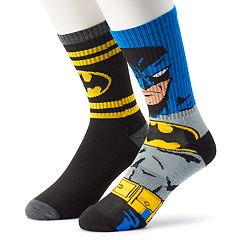 Men's 2-pack Character Crew Socks