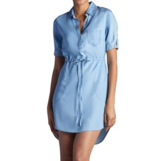 Women's Lee Roll-Tab Chambray Shirtdress