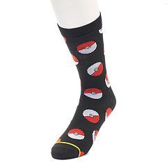 Men's Character Crew Socks