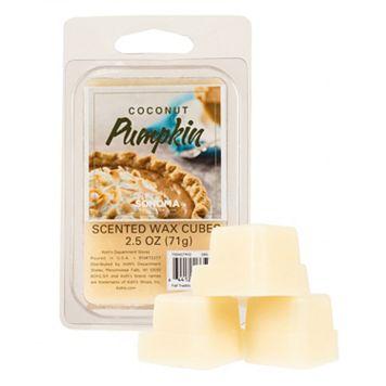 SONOMA Goods for Life™ Coconut Pumpkin Wax Melt 6-piece Set