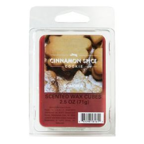SONOMA Goods for Life™ Cinnamon Spice Cookie Wax Melt 6-piece Set