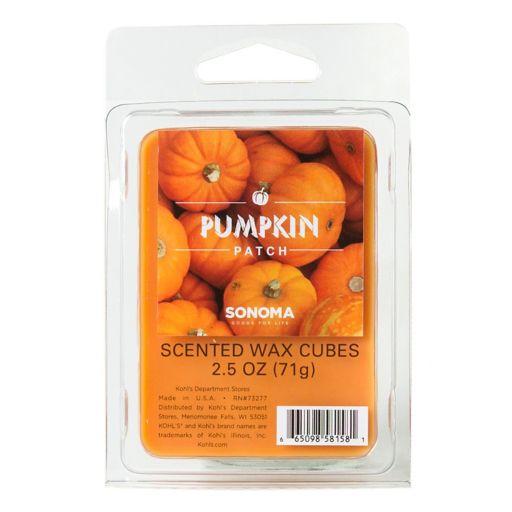 SONOMA Goods for Life™ Pumpkin Patch Wax Melt 6-piece Set