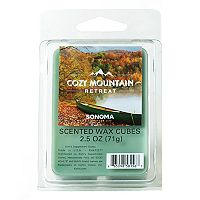 SONOMA Goods for Life™ Cozy Mountain Retreat Wax Melt 6-piece Set