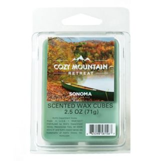 SONOMA Goods for Life™ Cozy Mountain Retreat Wax Melt 6-piece Set
