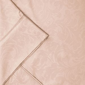Pacific Coast Textiles Damask Vine Sheet Set