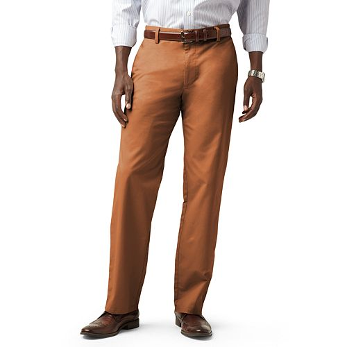 Men's Dockers® Easy Khaki D2 Straight-Fit Flat-Front Pants