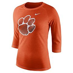 Women's Nike Clemson Tigers Champ Drive Tee