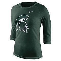 Women's Nike Michigan State Spartans Champ Drive Tee