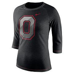 Women's Nike Ohio State Buckeyes Champ Drive Tee