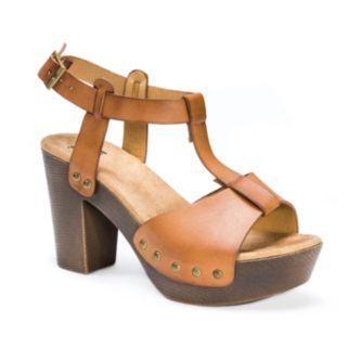 MUK LUKS Gindy Women's Platform Sandals