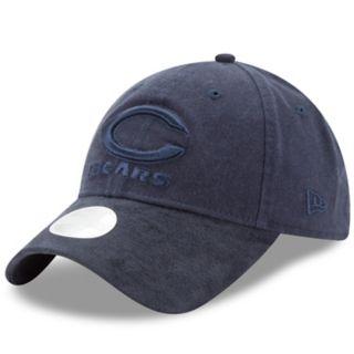 Women's New Era Chicago Bears 9TWENTY Twisted Tonal Adjustable Cap