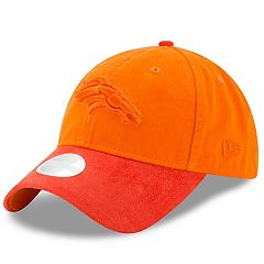 Women's New Era Denver Broncos 9TWENTY Twisted Tonal Adjustable Cap