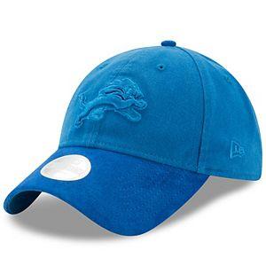 Women's New Era Detroit Lions 9TWENTY Twisted Tonal Adjustable Cap