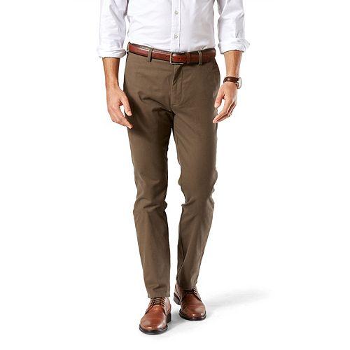 c269b29e Men's Dockers® Easy Khaki D1 Slim-Fit Flat-Front Pants