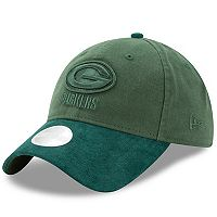 Women's New Era Green Bay Packers 9TWENTY Twisted Tonal Adjustable Cap