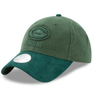 Women's New Era Green Bay Packers 9TWENTY Twisted Tonal Adjustable Cap