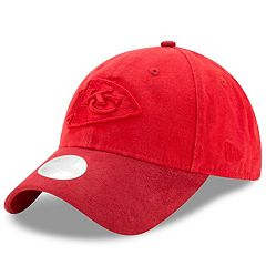 Women's New Era Kansas City Chiefs 9TWENTY Twisted Tonal Adjustable Cap