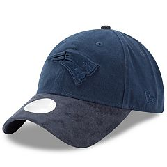 Women's New Era New England Patriots 9TWENTY Twisted Tonal Adjustable Cap