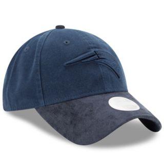 Women's New Era New EnglandPatriots 9TWENTY Twisted Tonal Adjustable Cap