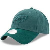 Women's New Era Philadelphia Eagles 9TWENTY Twisted Tonal Adjustable Cap