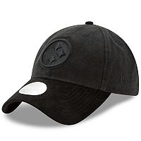 Women's New Era Pittsburgh Steelers 9TWENTY Twisted Tonal Adjustable Cap