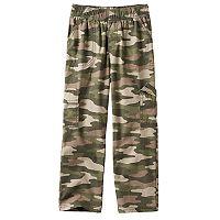 Boys 4-7x Jumping Beans® Print Canvas Cargo Pants